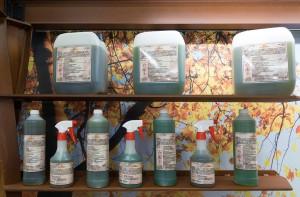 Schnellroster in Kanister oder Flaschen