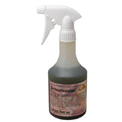 Schnellroster Sprühflasche 0,5 Liter